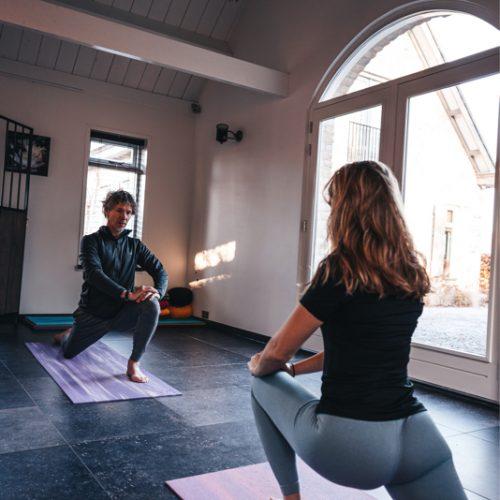 Yoga Retraite met Privé Sauna