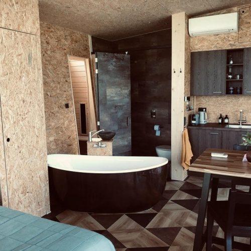 Relax Retraite in een Tiny House