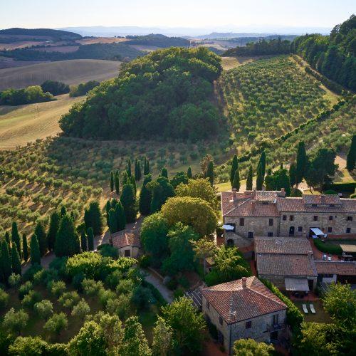 Yoga Retraite in Toscane