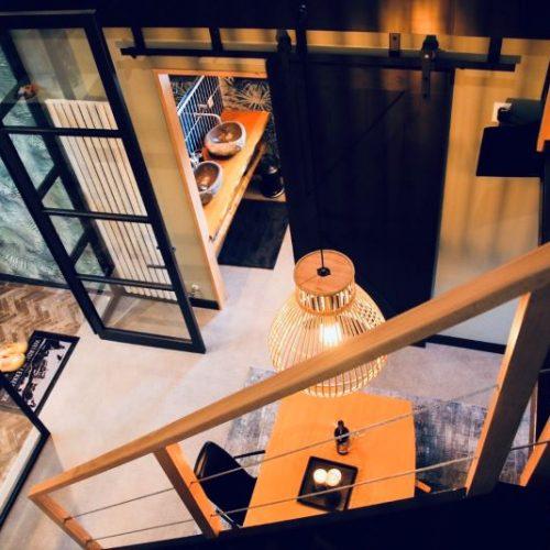 Retraite in een Luxe Natuurhuisje