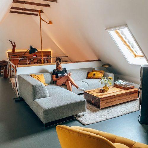 Retraite in een Luxe Suite